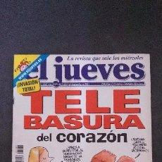 Coleccionismo de Revista El Jueves: REVISTA EL JUEVES 1267-2001. Lote 122078615