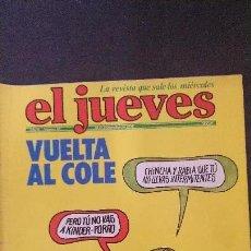 Coleccionismo de Revista El Jueves: REVISTA EL JUEVES Nº 69-1978. Lote 122084423