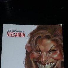 Coleccionismo de Revista El Jueves: LAS MEJORES CARICATURAS DE VIZCARRA ESTO ES HOLLYWOOD. Lote 122139783