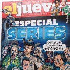 Coleccionismo de Revista El Jueves: REVISTA EL JUEVES Nº 2056 OCTUBRE 2016.. Lote 122365503