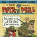 Coleccionismo de Revista El Jueves: HISTORIAS DE LA PUTA MILI EL JUEVES Nº 105. Lote 125866407