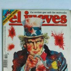 Coleccionismo de Revista El Jueves: REVISTA EL JUEVES JUNIO 2004. Lote 127937934