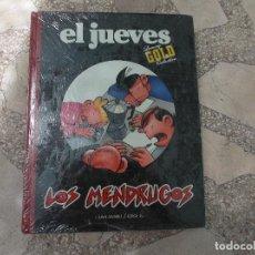Coleccionismo de Revista El Jueves: EL JUEVES LUXURY GOLD COLLECTION,LOS MENDRUGOS ,JUAN ALVAREZ /JORGE G. Lote 128512223