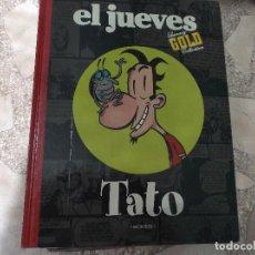 Coleccionismo de Revista El Jueves: EL JUEVES LUXURY GOLD COLLECTION,TATO ,MONTEYS. Lote 128513571
