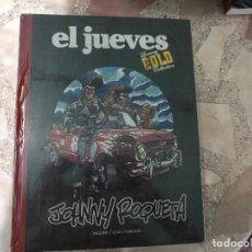 Coleccionismo de Revista El Jueves: EL JUEVES LUXURY GOLD COLLECTION,JOHNNY ROQUETA ,VAQUER/JOAN THARRATS. Lote 128514027
