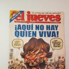 Coleccionismo de Revista El Jueves: EL JUEVES N° 1437 8-12-2004. Lote 133796766