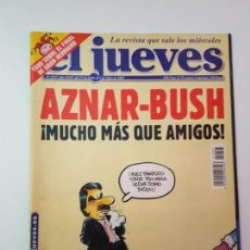 Coleccionismo de Revista El Jueves: EL JUEVES N° 1257 27-6-2001. Lote 133796926