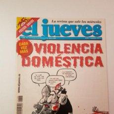 Coleccionismo de Revista El Jueves: EL JUEVES N° 1396 25-2-2004. Lote 133797042
