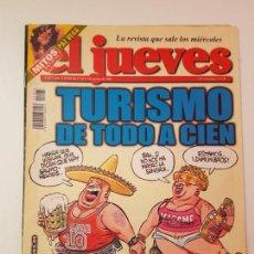 Coleccionismo de Revista El Jueves: EL JUEVES N° 1473 17-8-2005. Lote 133797150