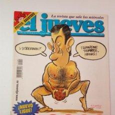 Coleccionismo de Revista El Jueves: EL JUEVES N° 1391 21-1-2004. Lote 133797262