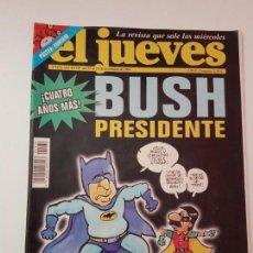 Coleccionismo de Revista El Jueves: EL JUEVES N° 1434 17-11-2004. Lote 133797430