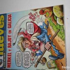 Coleccionismo de Revista El Jueves: REVISTA EL JUEVES NUMERO 1944. Lote 137924790