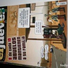 Coleccionismo de Revista El Jueves: REVISTA EL JUEVES NUMERO 1999. Lote 137925062