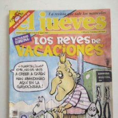 Coleccionismo de Revista El Jueves: REVISTA EL JUEVES N° 1317. Lote 138815942