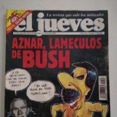 Coleccionismo de Revista El Jueves: REVISTA EL JUEVES N° 1322. Lote 138816962