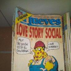 Coleccionismo de Revista El Jueves: LOTE 69 REVISTAS EL JUEVES. Lote 139669606
