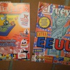 Coleccionismo de Revista El Jueves: EL JUEVES - Nº 1428 - OCTUBRE 2004 - EXTRA EEUU. Lote 139670050