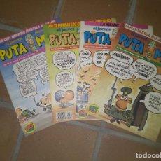 Coleccionismo de Revista El Jueves: LOTE PUTA MILI (EL JUEVES). Lote 139670622