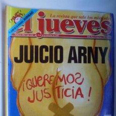 Coleccionismo de Revista El Jueves: REVISTA. EL JUEVES. Nº 1063. 1997.. Lote 140759686