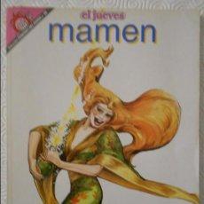 Coleccionismo de Revista El Jueves: MAMEN. POR MARIEL Y MANEL BARCELO. EL JUEVES. COLECCION PENDONES DEL HUMOR Nº 98. 180 GRAMOS.. Lote 140834814