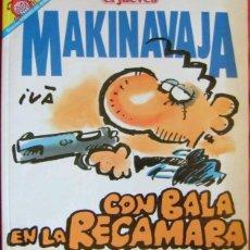 Coleccionismo de Revista El Jueves: REVISTA N°73 EL JUEVES MAKI NAVAJA 1991. Lote 141743805