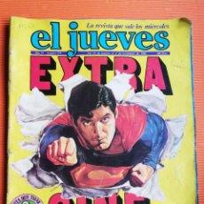 Coleccionismo de Revista El Jueves: EL JUEVES Nº179. EXTRA CINE. NOV 1980. Lote 142572870