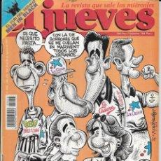 Coleccionismo de Revista El Jueves: == CN56 - REVISTA - EL JUEVES - REAL PUBLICIDAD - AGOSTO 1997. Lote 143243842