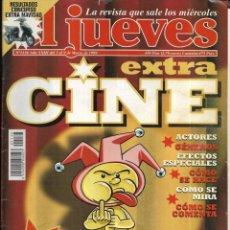 Coleccionismo de Revista El Jueves: == CN59 - REVISTA - EL JUEVES - EXTRA CINE - MARZO 1999. Lote 143244730