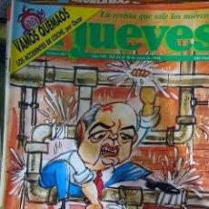 Coleccionismo de Revista El Jueves: EL JUEVES Nº 661. Lote 144058530