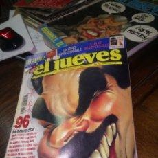 Coleccionismo de Revista El Jueves: EL JUEVES, N°979, EXTRA DEL AÑO 1996.. Lote 185733536