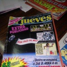 Coleccionismo de Revista El Jueves: EL JUEVES N°393 DEL AÑO 1984.. Lote 145427362