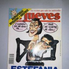 Coleccionismo de Revista El Jueves: EL JUEVES REVISTA DE HUMOR AÑOS 90 NUM 676 AÑO XIV DEL 09 AL 15 DE MAYO DE 1990. Lote 147071342