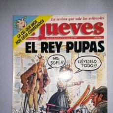 Coleccionismo de Revista El Jueves: EL JUEVES REVISTA DE HUMOR AÑOS 90 NUM 764 AÑO XVI DEL 15 AL 21 DE ENERO DE 1992. Lote 147071550