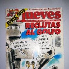 Coleccionismo de Revista El Jueves: EL JUEVES REVISTA DE HUMOR AÑOS 90 NUM 693 AÑO XIV DEL 05 AL 11 DE SEPTIEMBRE DE 1990. Lote 147073182
