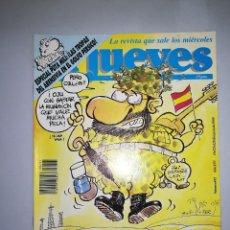 Coleccionismo de Revista El Jueves: EL JUEVES REVISTA DE HUMOR AÑOS 90 NUM 691 AÑO XIV DEL 22 AL 28 DE AGOSTO DE 1990. Lote 147073346