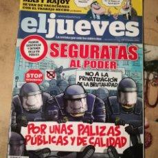 Coleccionismo de Revista El Jueves: EL JUEVES Nº 1908. Lote 147615134
