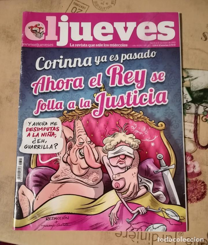 EL JUEVES Nº 1877 (Coleccionismo - Revistas y Periódicos Modernos (a partir de 1.940) - Revista El Jueves)