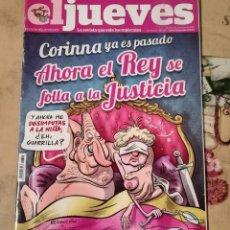 Coleccionismo de Revista El Jueves: EL JUEVES Nº 1877. Lote 147615338