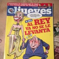 Coleccionismo de Revista El Jueves: EL JUEVES Nº 1868. Lote 147615506