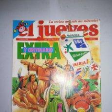 Coleccionismo de Revista El Jueves: REVISTA EL JUEVES NUM 800 AÑO XVI DEL 23 AL 29 DE SEPTIEMBRE DE 1992. Lote 147730276