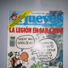 Coleccionismo de Revista El Jueves: REVISTA EL JUEVES NUM 798 AÑO XVI DEL 9 AL 15 DE SEPTIEMBRE DE 1992. Lote 147731130