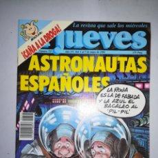 Coleccionismo de Revista El Jueves: REVISTA EL JUEVES NUM 727 AÑO XV DEL 1 AL 7 DE MAYO DE 1991. Lote 147731466