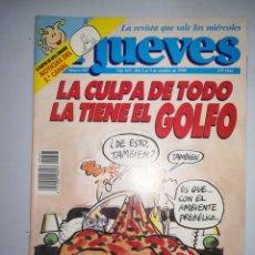 Coleccionismo de Revista El Jueves: REVISTA EL JUEVES NUM XIV NUM 697 DEL 3 AL 9 DE OCTUBRE DE 1990. Lote 147733309