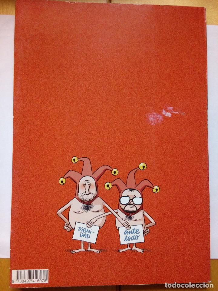 Coleccionismo de Revista El Jueves: Para ti que eres joven Manel Fontdevila y Albert Monteys El Jueves 2010 - Foto 2 - 147761234