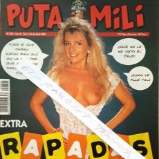 Coleccionismo de Revista El Jueves: REVISTA EL JUEVES - PUTA MILI - DEL 1 AL 6 DE ABRIL DE 1997 - AÑO VI - Nº 249 -. Lote 148249766