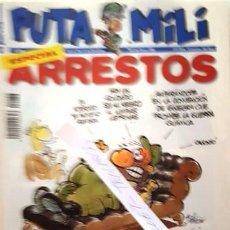 Coleccionismo de Revista El Jueves: REVISTA EL JUEVES - PUTA MILI - 31 DICIEMBRE AL 6 ENERO 1996 - AÑO V - Nº 236 - ESPECIAL -. Lote 148386426