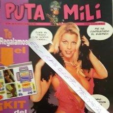 Coleccionismo de Revista El Jueves: REVISTA EL JUEVES - PUTA MILI - 6 AL 12 MAYO 1997 - AÑO VI - Nº 254 -. Lote 149266590