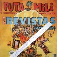 Coleccionismo de Revista El Jueves: REVISTA EL JUEVES - PUTA MILI - 10 AL 16 JUNIO 1997 - AÑO VI - Nº 259 -. Lote 149266638