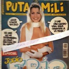 Coleccionismo de Revista El Jueves: REVISTA EL JUEVES - PUTA MILI - 26 NOVIEMBRE AL 2 DICIEMBRE 1996 - AÑO V - Nº 231-. Lote 149266682