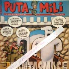 Coleccionismo de Revista El Jueves: REVISTA EL JUEVES - PUTA MILI - 27 MAYO AL 2 JUNIO 1997 - AÑO VI - Nº 257 -. Lote 149266786